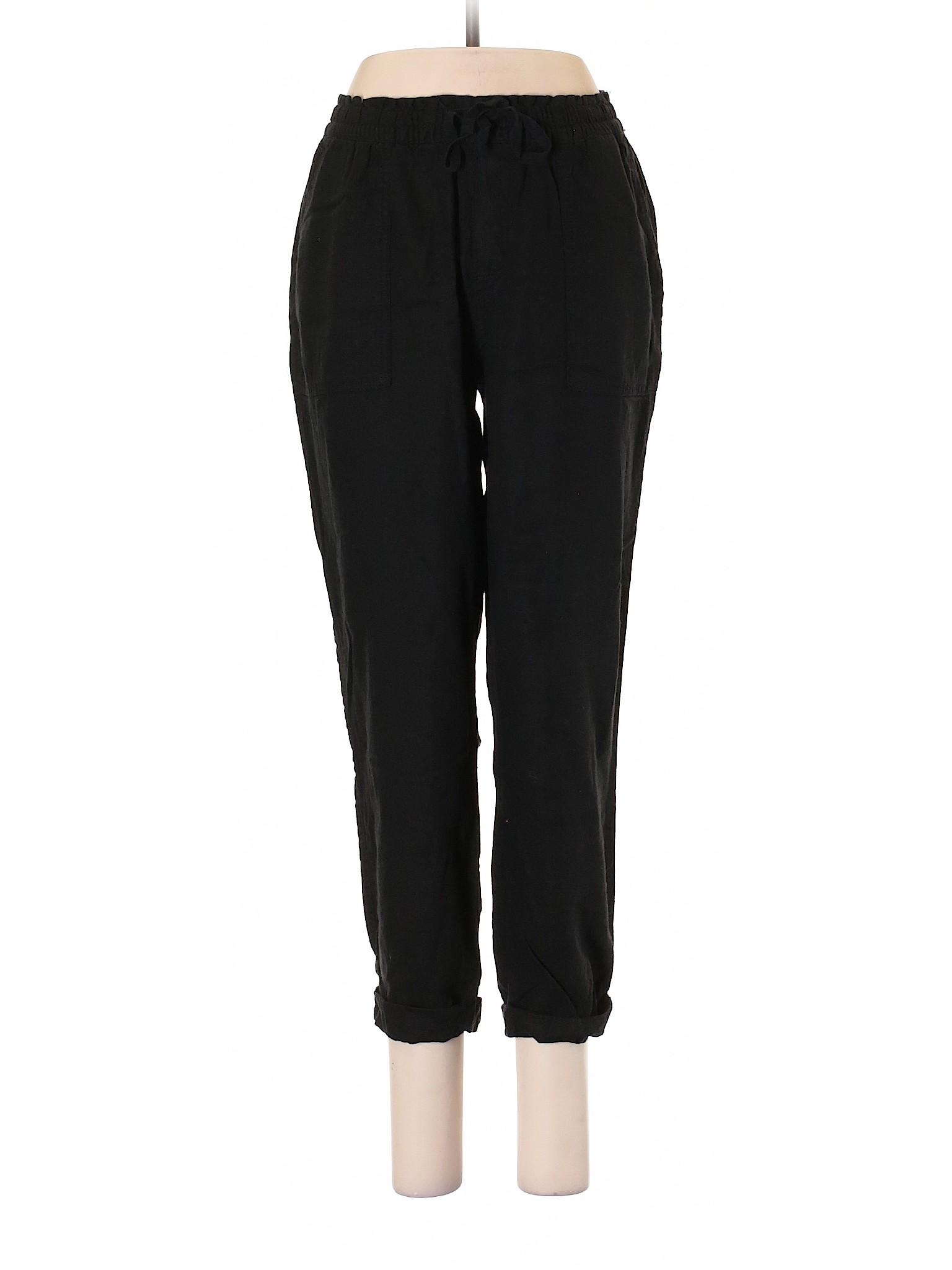 Linen Old leisure Pants Navy Boutique fYSBwRxqOw