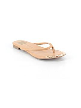 Dolce Vita Flip Flops Size 6