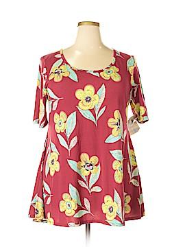 Lularoe Short Sleeve Top Size XL