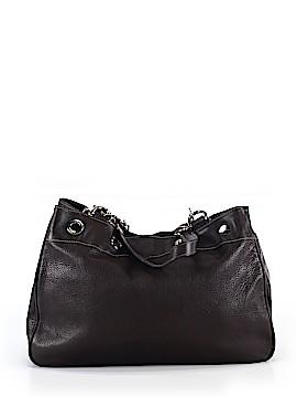Vera Pelle Leather Shoulder Bag One Size