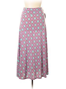Lularoe Denim Skirt Size L
