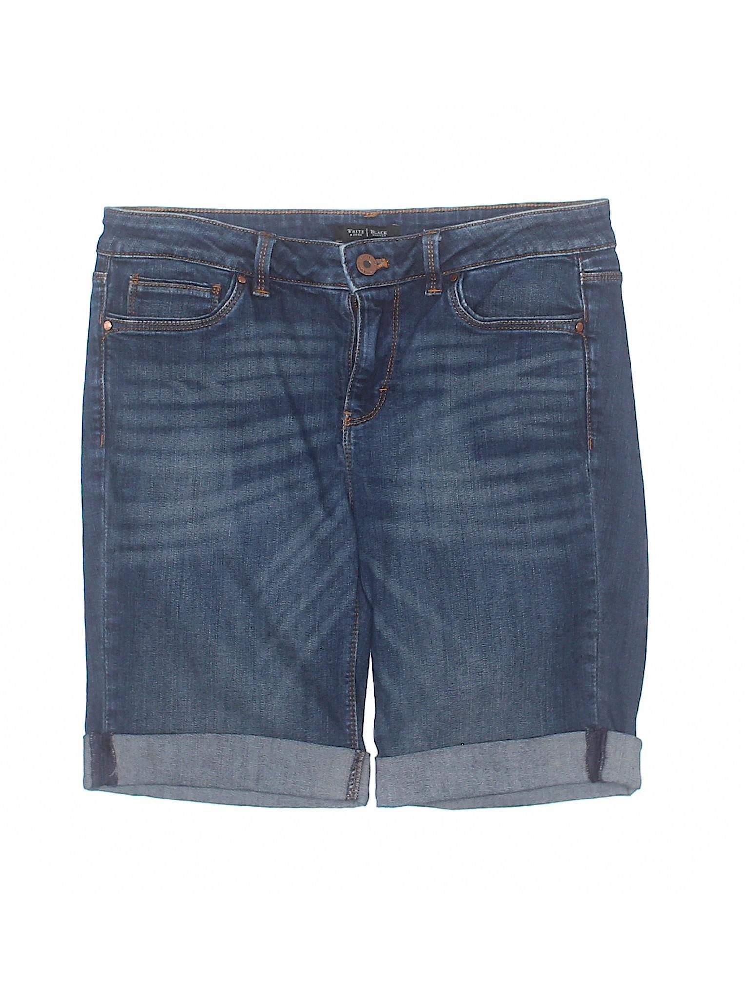 Denim Shorts Boutique House Black White Market vgqZT8x