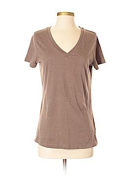 Massimo Dutti Short Sleeve T-Shirt Size L