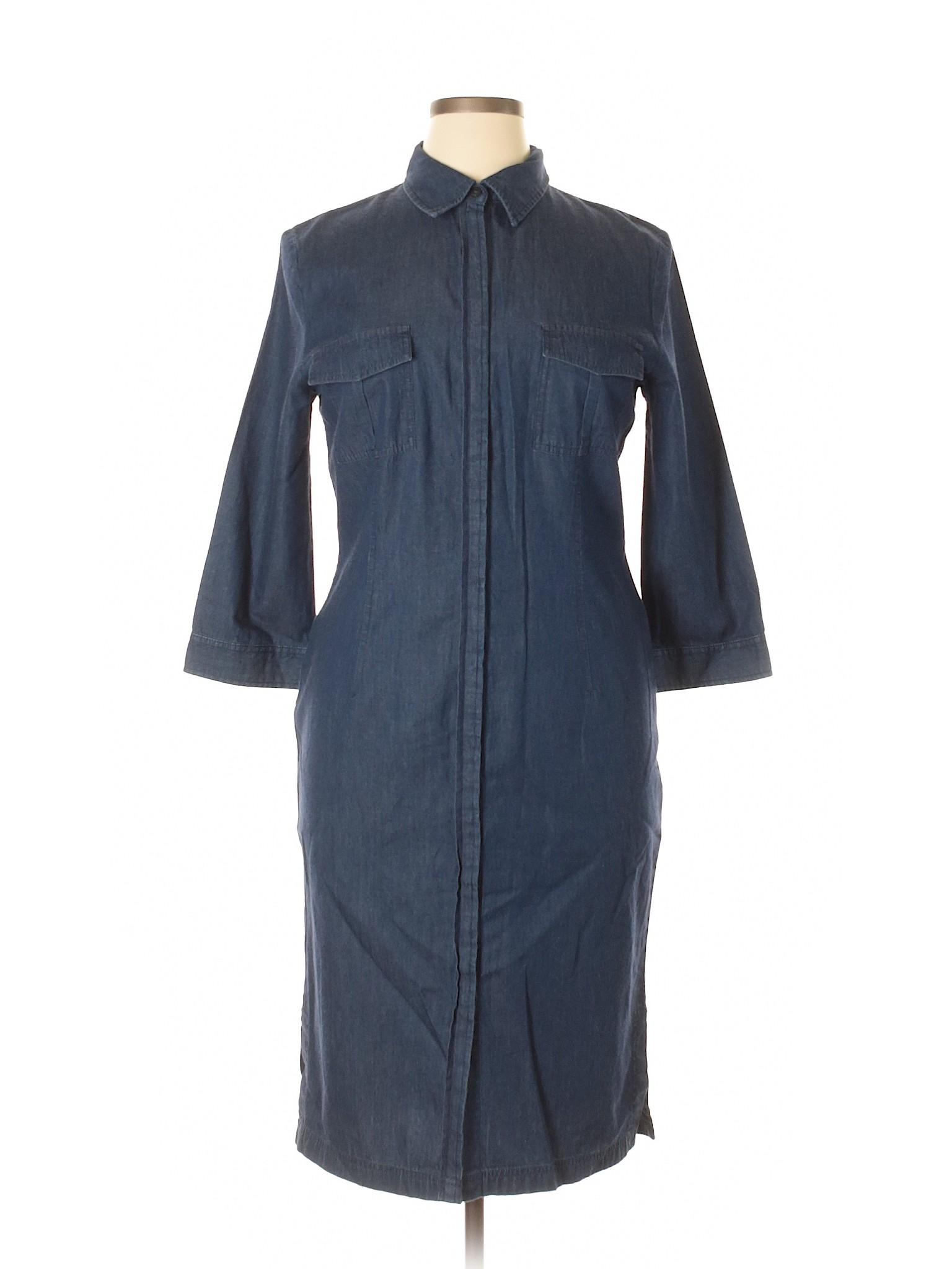 Taylor winter Ann LOFT Casual Boutique Dress 4EFqddB