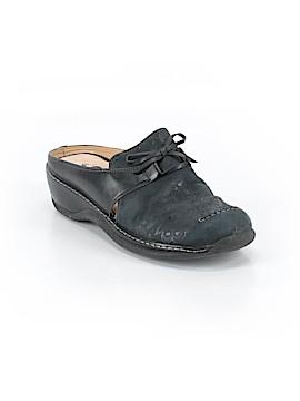 Soft Walk Mule/Clog Size 8 1/2