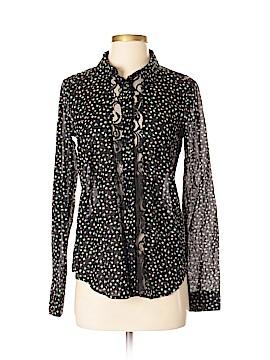 LC Lauren Conrad Long Sleeve Blouse Size S