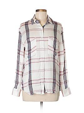 Lovers + Friends Long Sleeve Button-Down Shirt Size M