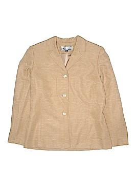 Travis Ayers Silk Blazer Size 10