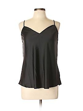 Faconnable Sleeveless Silk Top Size 14