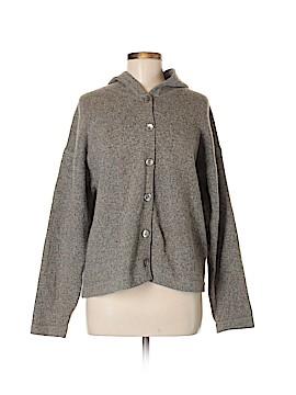 So Blue Sigrid Olsen Wool Cardigan Size M
