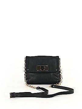 Club Monaco Leather Crossbody Bag One Size