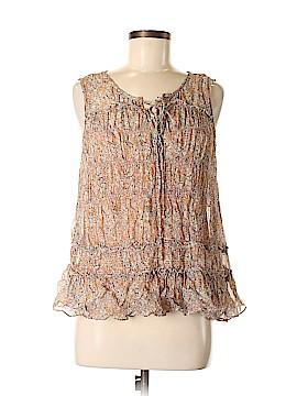 Floreat Sleeveless Blouse Size 8 (Petite)