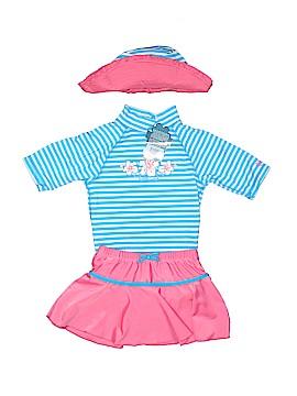 UV Skinz Two Piece Swimsuit Size 7