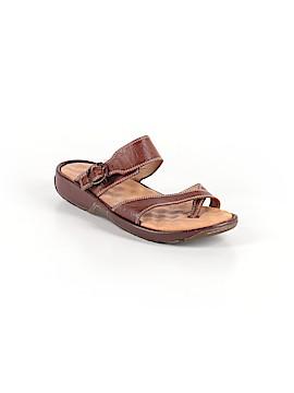 Soft Walk Sandals Size 9 1/2