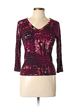 Karen Kane 3/4 Sleeve T-Shirt Size L