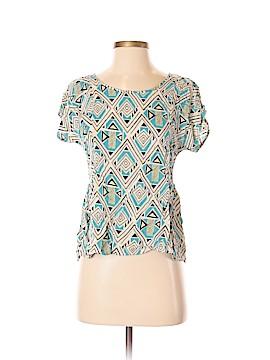 Emmelee Short Sleeve Blouse Size S