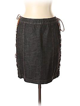 Escada Denim Skirt Size 40 (EU)