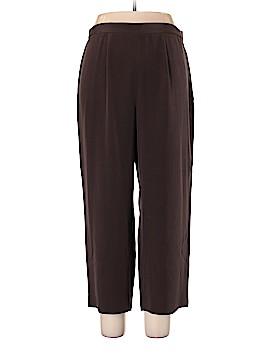 Studio G Silk Pants Size 16