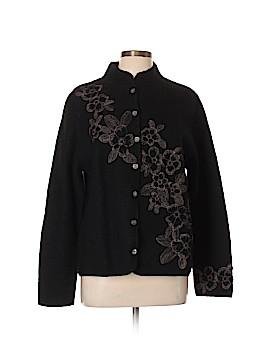 Carole Little Wool Coat Size XL