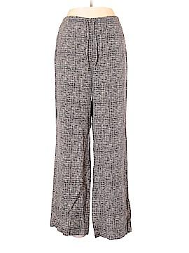 Barry Bricken Silk Pants Size 10