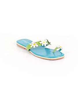 Michael Simon Flip Flops Size 6 1/2