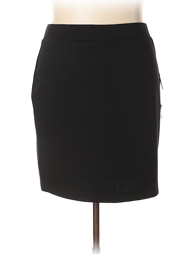 Nicole Miller New York Women Casual Skirt Size XXL