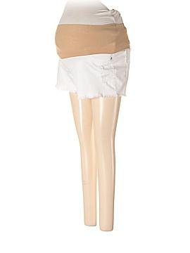 Jessica Simpson Maternity Denim Shorts Size S (Maternity)