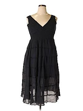 Jessica Taylor Casual Dress Size 1X (Plus)