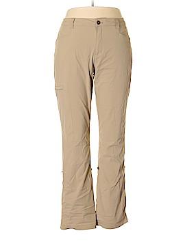 Eddie Bauer Cargo Pants Size 18 (Plus)