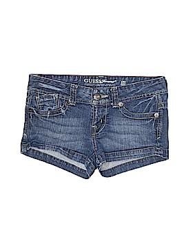 Guess Jeans Denim Shorts 28 Waist