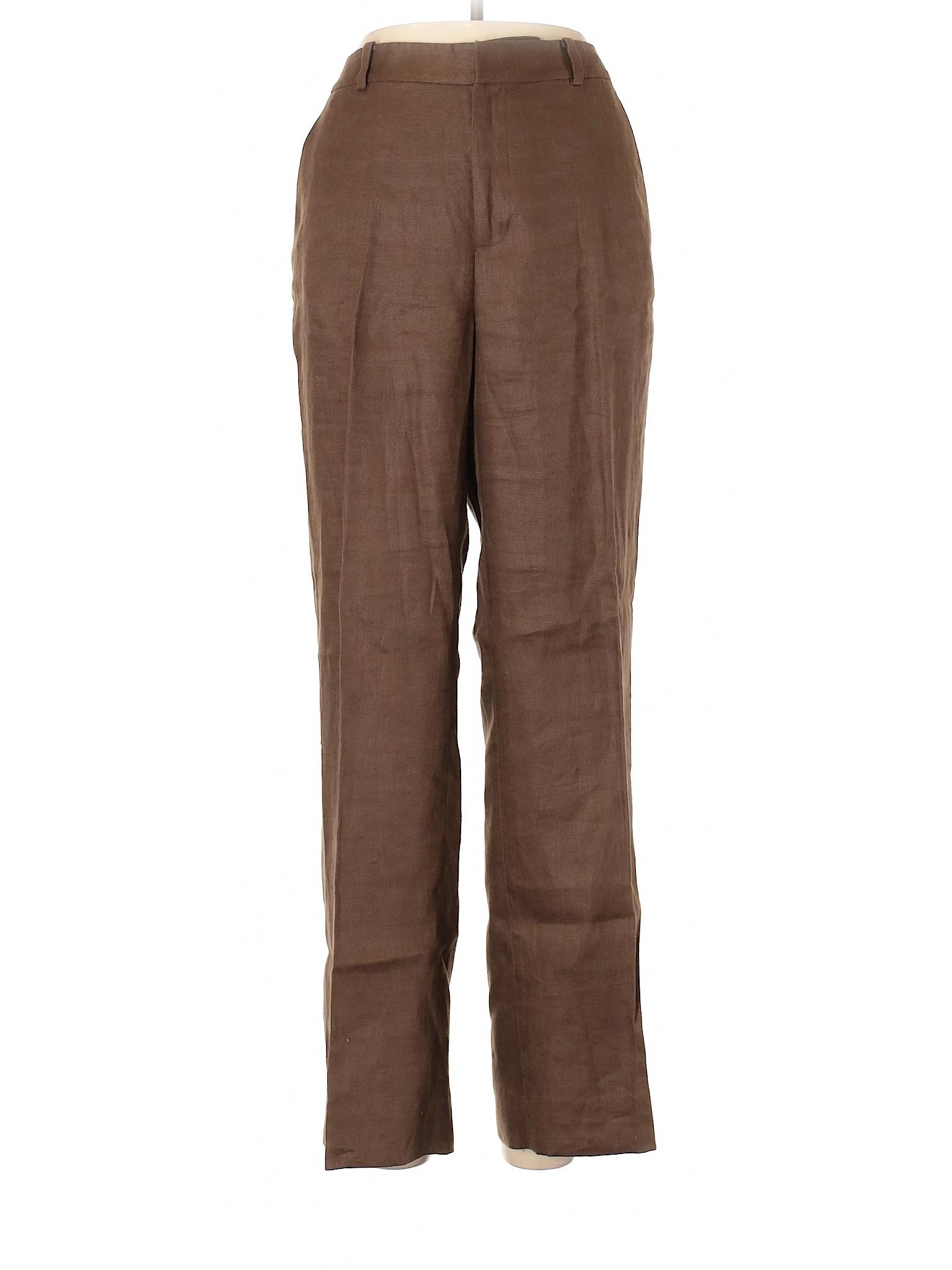 Lauren winter Leisure Linen Pants by Ralph Lauren STnqn0gAv
