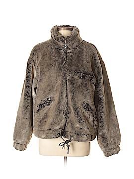 Jamie Sadock Faux Fur Jacket Size M