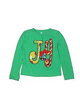 JK Kids Long Sleeve Top Size 6