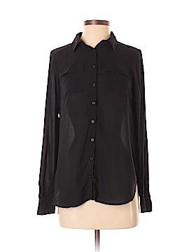 A.n.a. A New Approach Long Sleeve Button-Down Shirt Size S