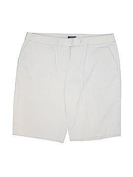 Jones New York Signature Khaki Shorts Size 20 (Plus)