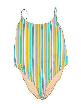 J. Crew One Piece Swimsuit Size XL