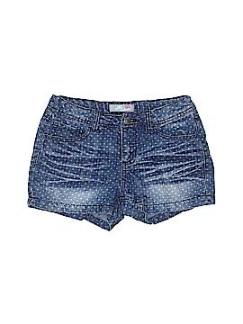 JK Indigo Denim Shorts Size 12