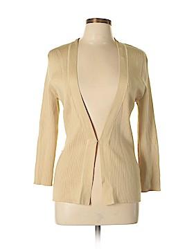 Lafayette 148 New York Silk Cardigan Size L
