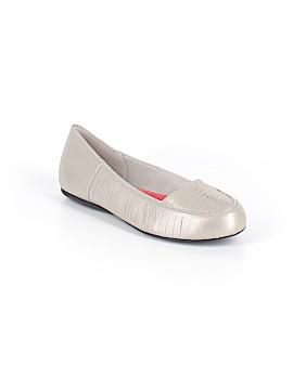 Soft Walk Flats Size 9