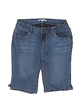DKNY Denim Shorts Size 14