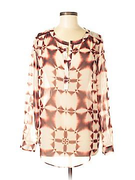 Karen Kane Long Sleeve Blouse Size M