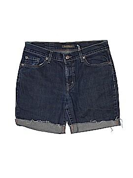 David Kahn Denim Shorts Size 6