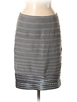 Halston Heritage Wool Skirt Size 8