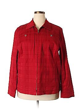 Jones New York Signature Jacket Size 2X (Plus)