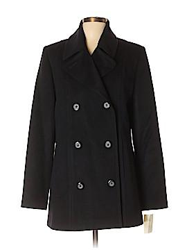Jonathan Martin Wool Coat Size 12