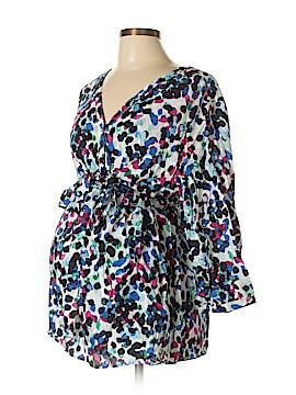 Motherhood 3/4 Sleeve Top Size XL (Maternity)