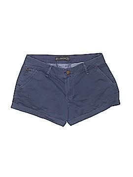 Abercrombie & Fitch Khaki Shorts Size 24 (Plus)