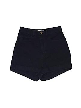 American Apparel Denim Shorts 24 Waist