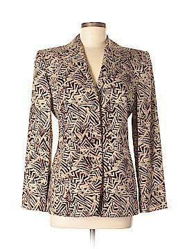 Rena Rowan Silk Blazer Size 6