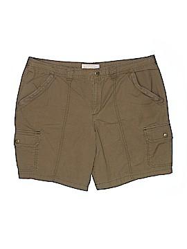 Eddie Bauer Cargo Shorts Size 16